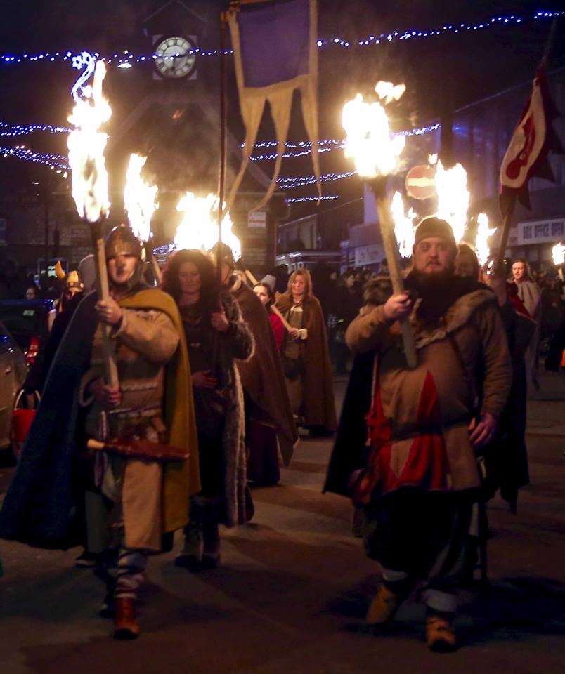 Saxon and Viking Festival