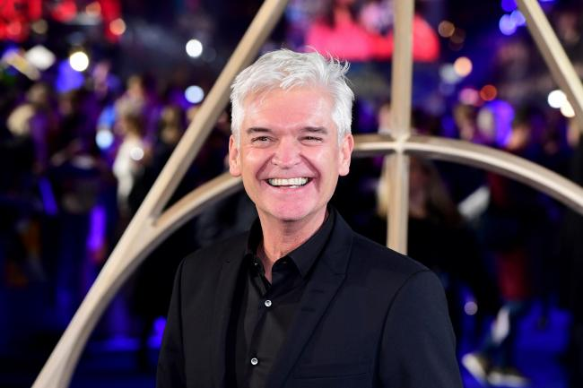 Phillip Schofield bravely announces he is gay in moving Instagram post