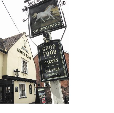 Sible Hedingham: Paranormal pub experience