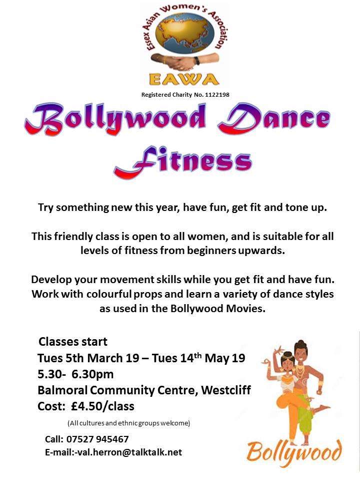Beginners Bollywood Dance Class
