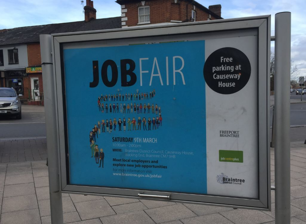 Job fair: Causeway House will host the event on Saturday