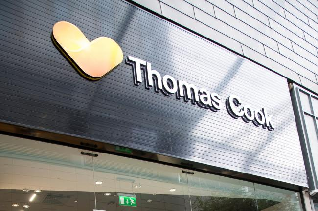 British holidaymakers 'being held hostage' by Thomas Cook