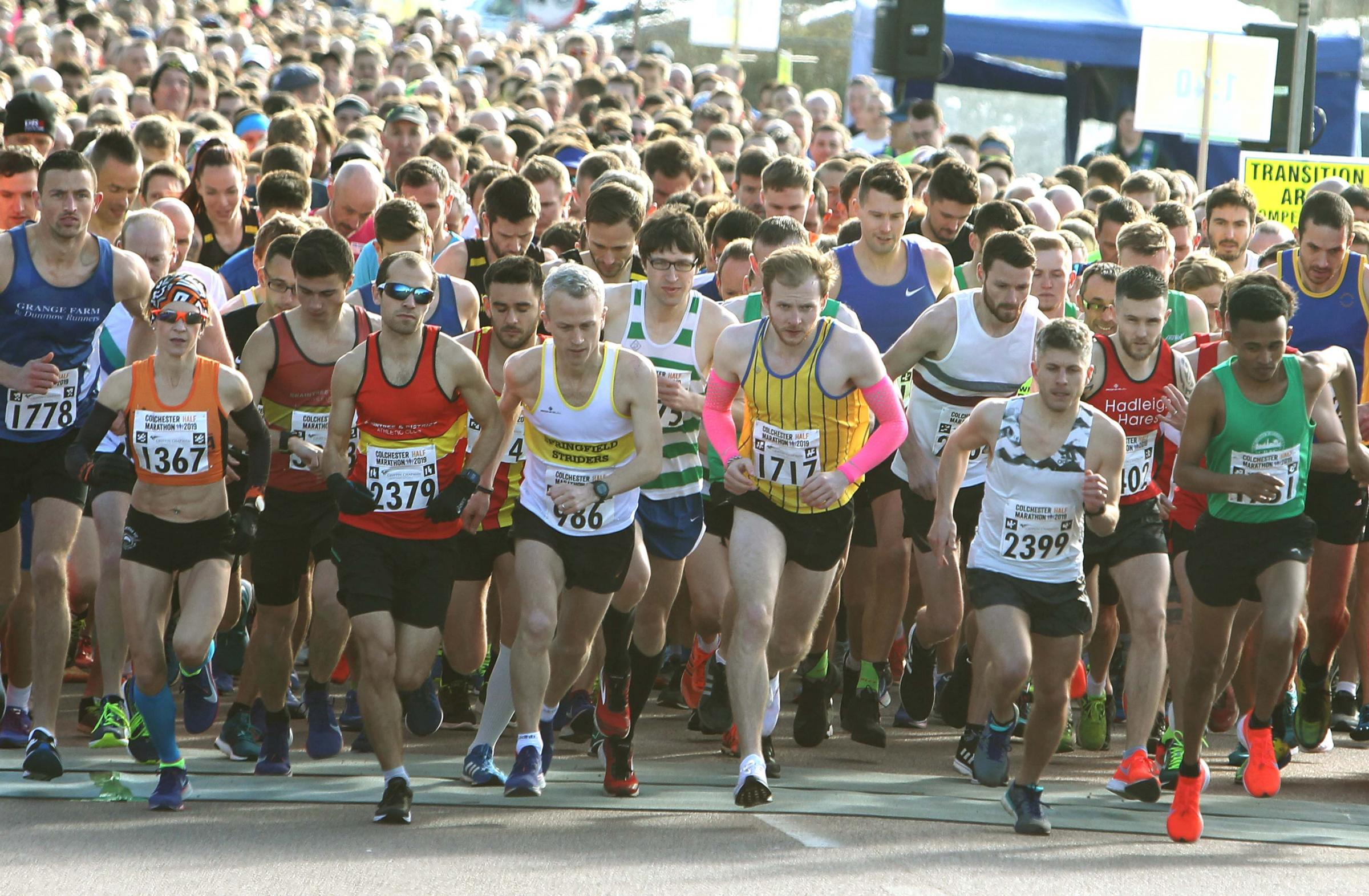 RESULTS: Here are the Colchester Half Marathon's results 2019