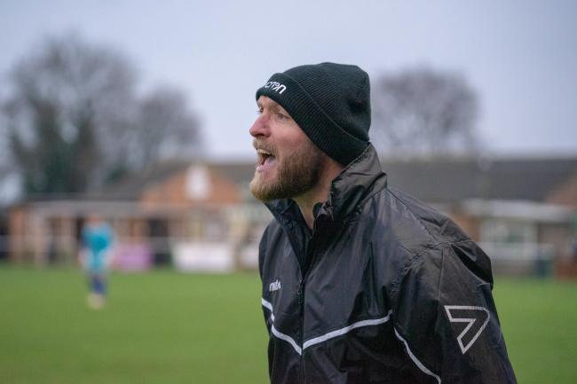 Maldon & Tiptree manager Wayne Brown saw his team make club history by advancing into the fourth qualifying round of the FA Cup with a 6-1 win against Chertsey Town.