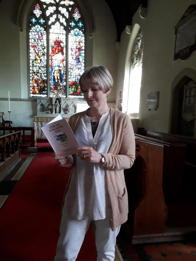 Medieval author explores history of village in new book