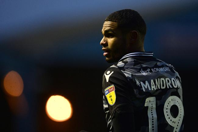Pastures new - Mikael Mandron has left Colchester United after they decided not to renew his contract Picture: RICHARD BLAXALL